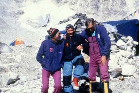 Polish Winter Expedition 1980 - Leszek Cichy Krzysztof Wielicki Andrzej Zawada