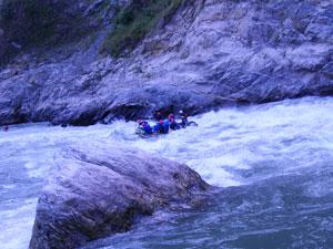 sunkoshi rafting 2