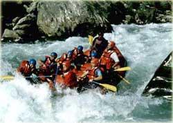 sunkoshi rafting 3