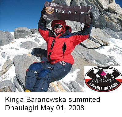 kinga-Baranowska-dhaulagiri-summit