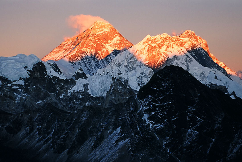 Nepal Trekking : GOKYO RI – CHOLA PASS – EVEREST BC TREK.