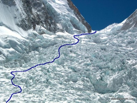 everest-icefall-route