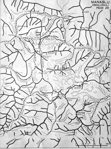manaslu-mapa