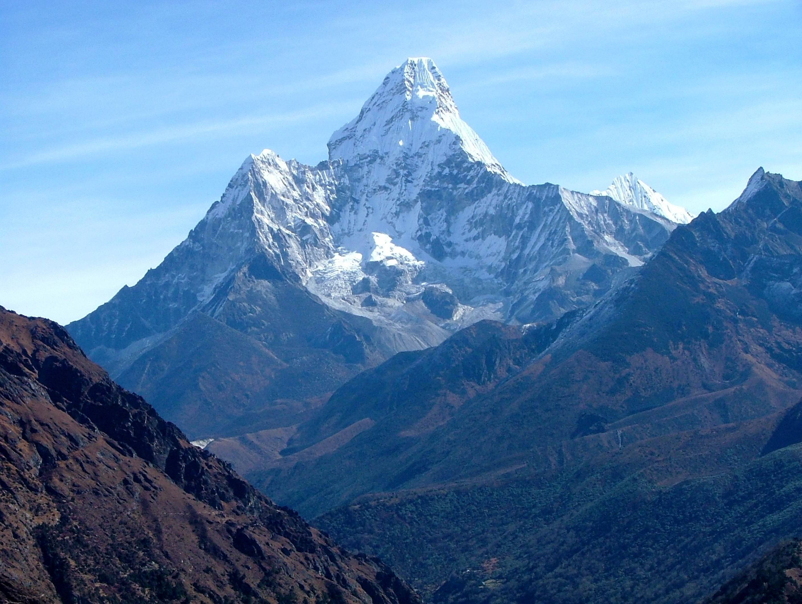 Mount Everest is very challenging to climb now, but with this new rule, the  climb will become harder because the climbers will have more to carry.