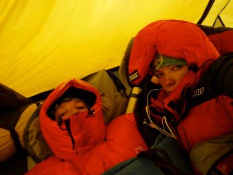 Baranowska Kangch_2009 07.05 W trojce na 7200 m