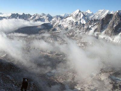 Everest area