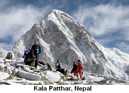 Kala Patthar, Nepal New