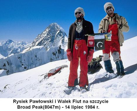 Broad Peak _ Pawłowski 1984 New