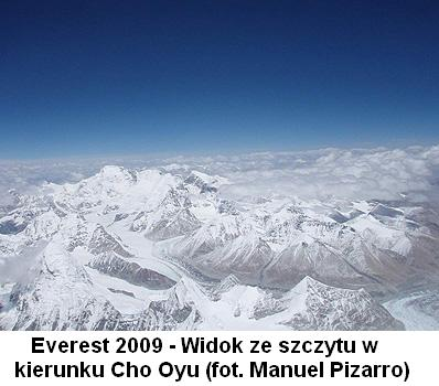 everest widok cho_oyu New