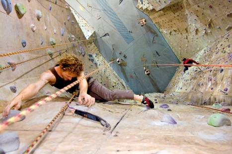 INDOOR ROCK CLIMBING 2