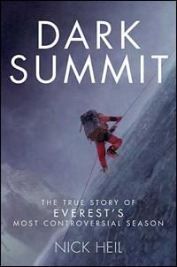 Dark Summit book