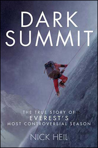 Dark Summit book