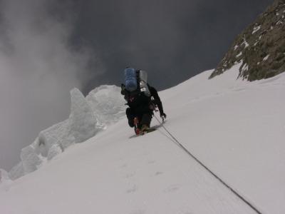 Gasherbrum G3 7000m - Don Bowie