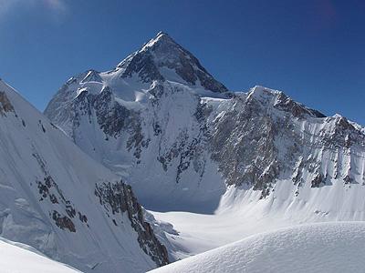 Gasherbrum szczecin karakorum expedition2008