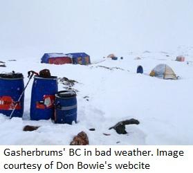 Gasherbrums BC
