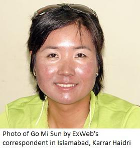 Go Mi Sun by ExWeb's