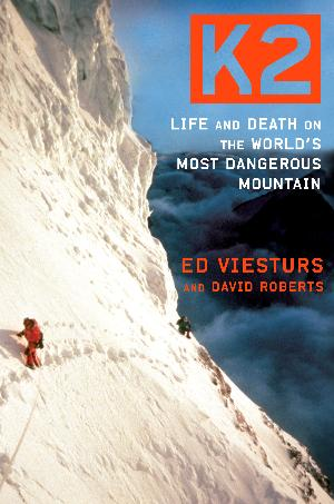 K2 Life and Death book