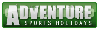 adventure sports holidays logo