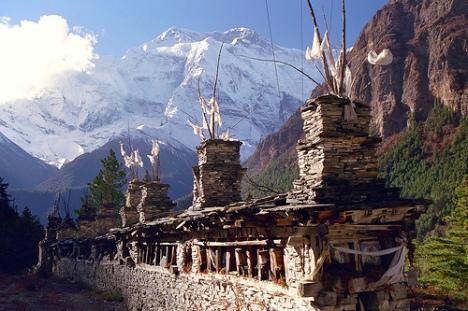 Annapurna region 1