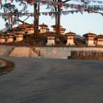 dochu la stupas Bhutan