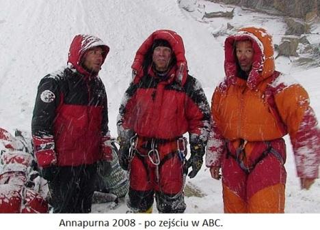 morawski annapurna 2008 ABC