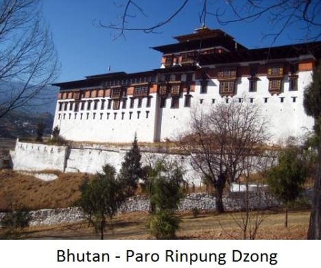 Paro Rinpung Dzong 1