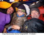 Kinga Baranowska Shisha Pangma2009 - W obozie I