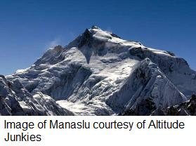 Manaslu courtesy of Altitude Junkies