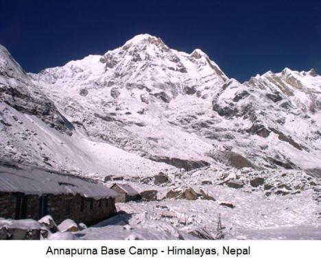 Annapurna Base Camp - Himalayas Nepal