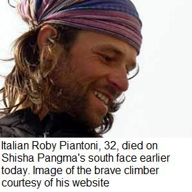 Italian Roby Piantoni
