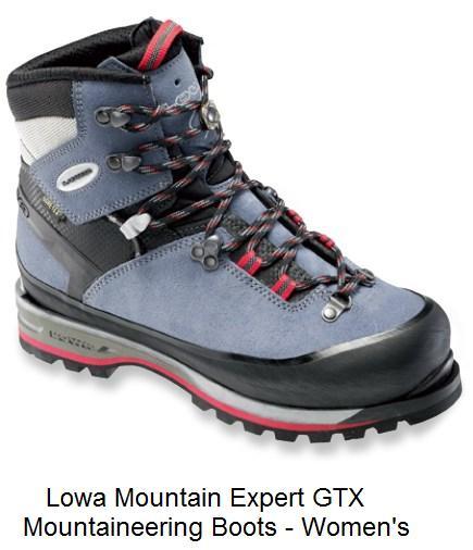 Lowa Mountain Expert GTX