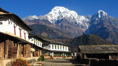 Nepal - christmas2009