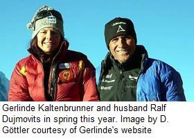 gerlinde-kaltenbrunner-and-husband-ralf-dujmovits