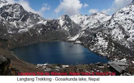Langtang Trekking - Gosaikunda lake, Nepal