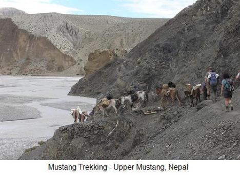 Mustang Trekking - Upper Mustang, Nepal