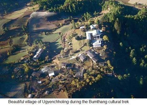Ugyenchholing village - Bhutan