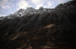 Carstensz Pyramid widok z dolu