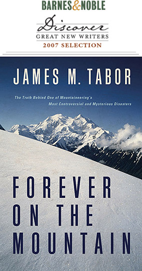 Forever on the Mountain book by James M. Tabor