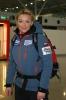 Martyna Wojciechowska - Carstensz Pyramid 2010 na lotnisku