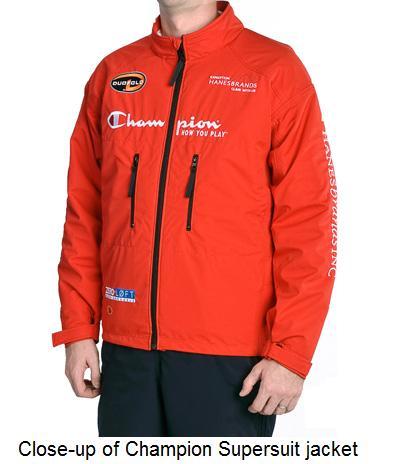 Champion Supersuit jacket