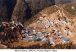 Namche Bazar, Khumbu Region, Nepal