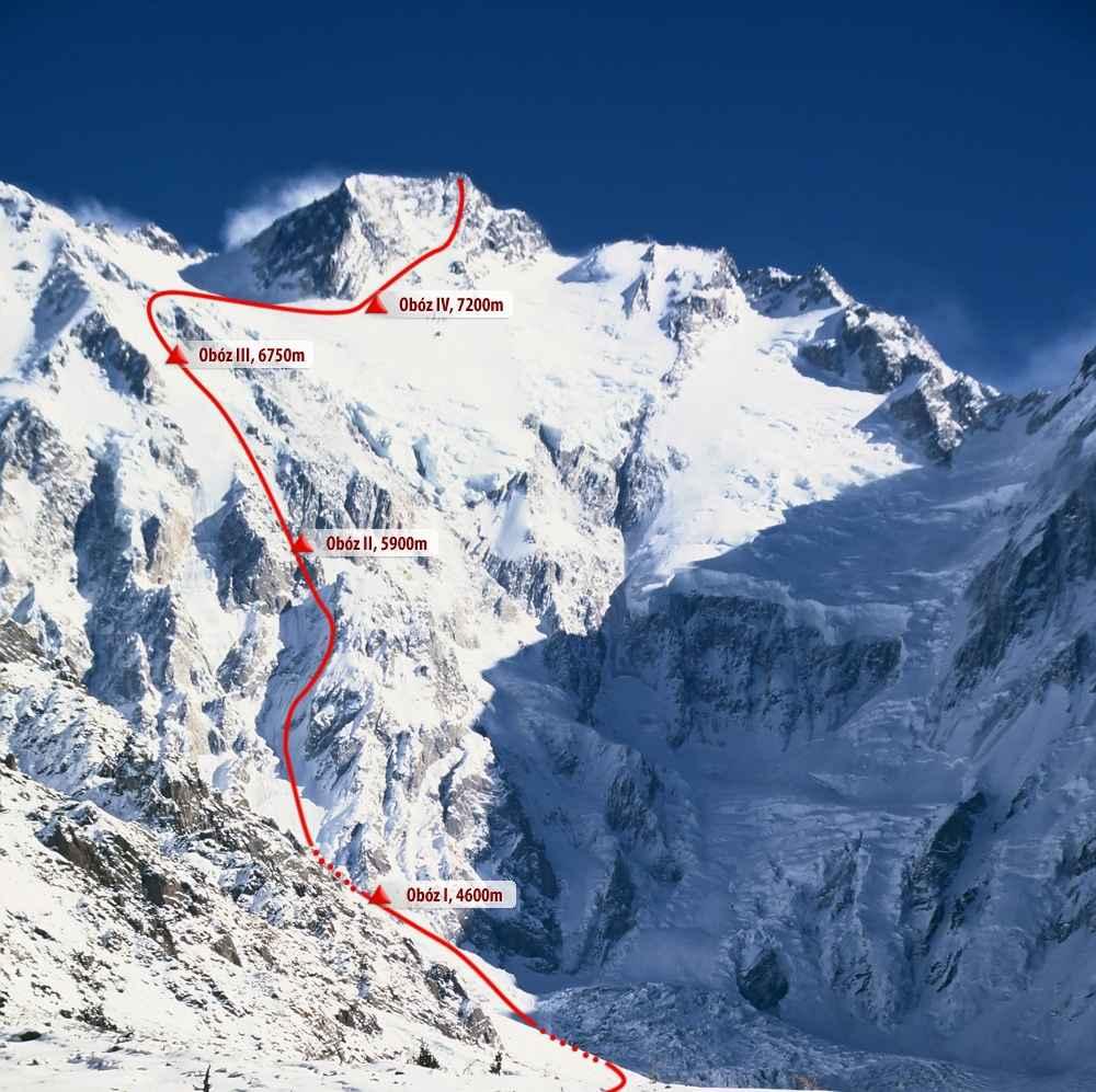 Mazeno Ridge Nanga-parbat-fot-p-snopczynski